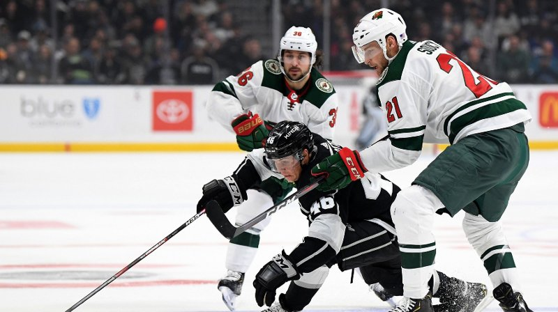 Mats Zuccarello for Minnesota Wild