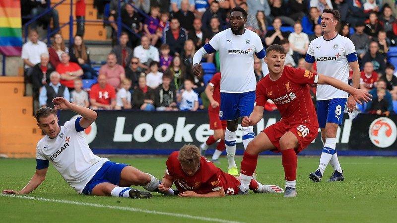 DRO: Mange trodde at Bobby Duncan hadde en lysende karriere foran seg i Liverpool, men unggutten ble solgt til Fiorentina.