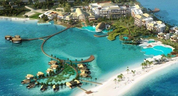 Bilde av hotellet Anantara Mina Al Arab Ras Al Khaimah Resort.