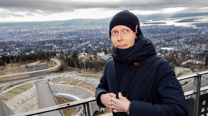 FÅR BEHANDLING: Bjørn Einar Romøren har fått kreft.