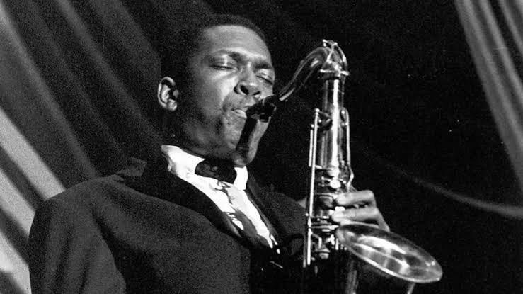John Coltrane i aksjon.