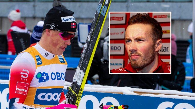 SESONGSTART: Johannes Høsflot Klæbo og Emil Iversen stiller til start på Beitostølen, men den ene virker mer sikker enn den andre.
