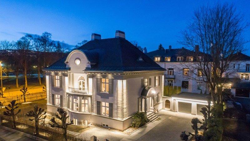 100 MILLIONER: Denne eiendommen på Frogner kan bli din for 100 millioner kroner.