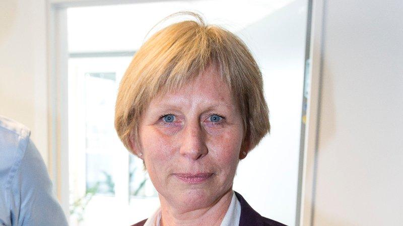 Oslo 20150410. Kjersti Monland er konstituert som ny arbeids- og velferdsdirektør i Nav.