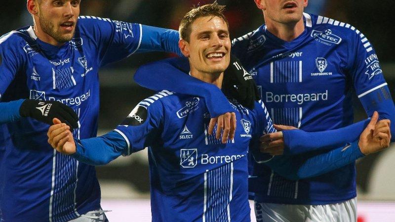 Sarpsborg 08 og Rosenborg er enige om en overgang for Kristoffer Zachariassen.
