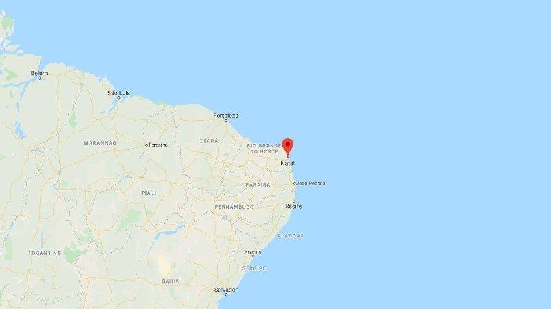 SKUTT: En norsk turist skal ha blitt skutt under et ran i Brasil.