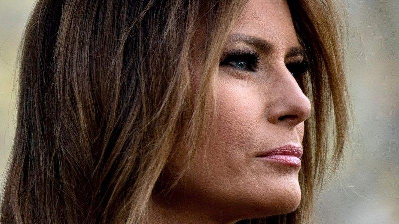 En kvinnelig professor fikk Melania Trump til å rase på Twitter, etter at professoren dro frem sønnen hun har sammen med president Donald Trump, Barron Trump.