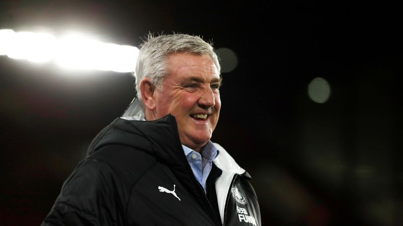 Soccer Football - Premier League - Sheffield United v Newcastle United - Bramall Lane, Sheffield, Britain - December 5, 2019 Newcastle United manager Steve Bruce before the match Action Images via Reuters/Lee Smith EDITORIAL USE ONLY. No use with unauthorized audio, video, data, fixture lists, club/league logos or