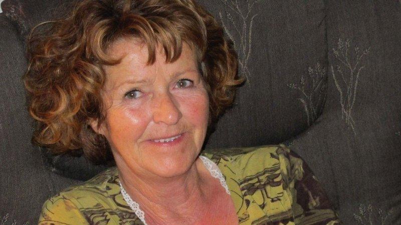 FORDVUNNET: Anne-Elisabeth Hagen har snart vært borte i ti måneder.