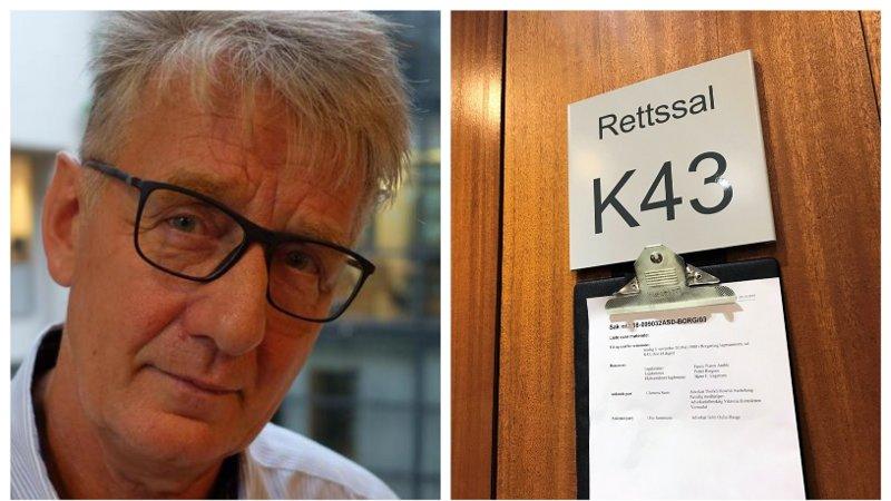 TAPTE: Lærer Clemens Saers tapte sin ankesak mot Oslo kommune i Borgarting lagmannsrett. Nå vurderer han anke til Høyesterett.