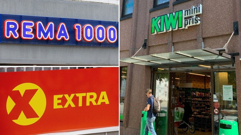 Rema 1000 Kiwi Extra
