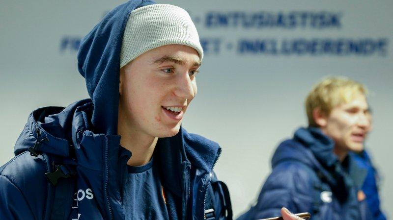NY KLUBB: Kristian Thorstvedt har signert for Genk.