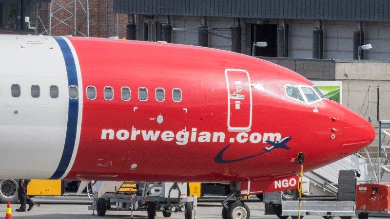 LISTERIA: Det ble funnet listeriabakterier i flymat servert om bord i Norwegian i sommer.