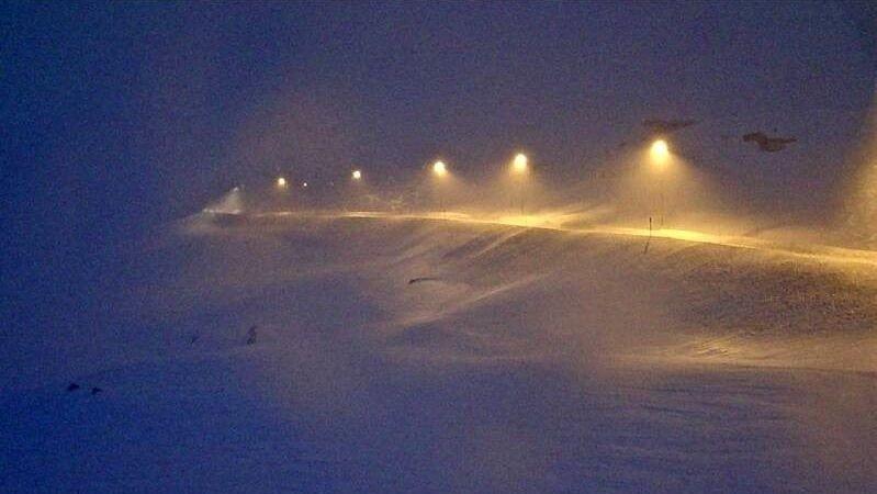 E134 over Haukelifjell onsdag klokka 08.30.