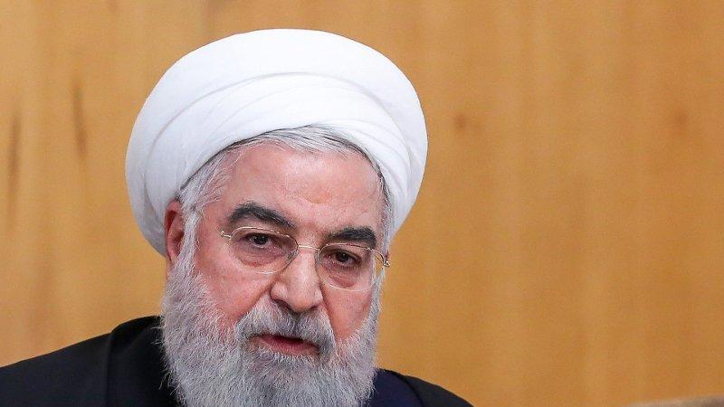 – Ytterligere etterforskning pågår for å identifisere og straffeforfølge alle årsakene til denne store og utilgivelige feilen, lover Irans president Hassan Rouhan.