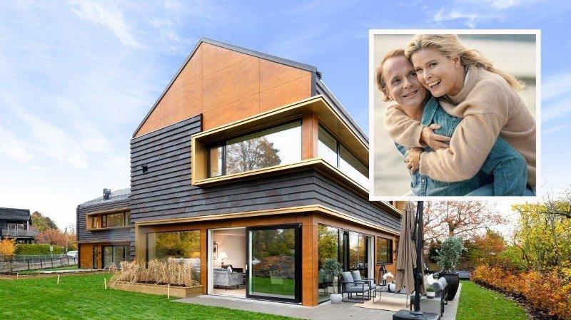 SOLGT FOR 16,5 MILLIONER: Petter Pilgaard og vendela Kirsebom fikk 16,5 millioner for leiligheten de aldri flyttet inn i på Vinderen.