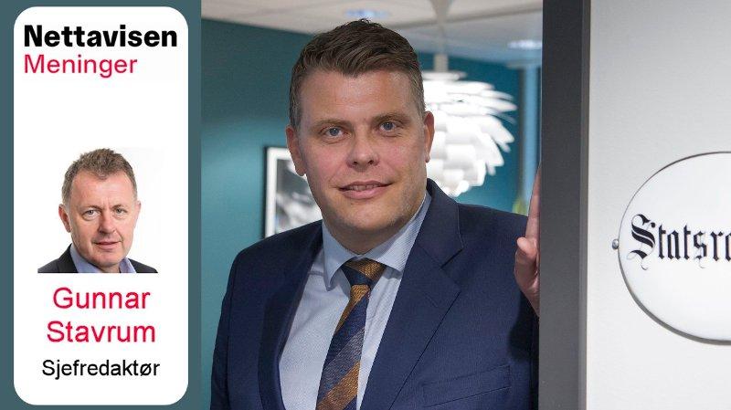 Vignettbilde Jøran Kalmyr og Nett på sak