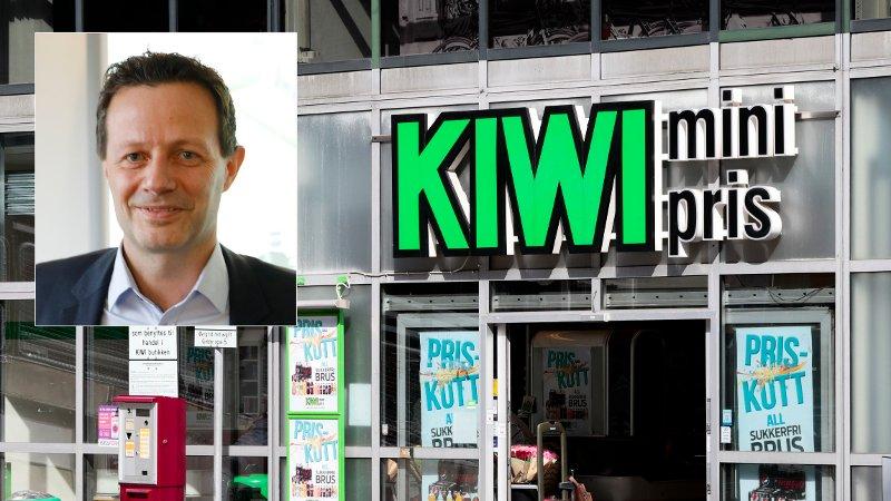 HAR ALT TJENT EN ÅRSLØNN: Etter ni arbeidsdager har Norgesgruppens konsernsjef Runar Hollevik tjent det samme som en ansatt på Kiwi tjener i løpet av ett år - basert på toppsjefens lønn og bonus i 2018.
