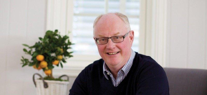SLITER MED KRONEN: Erling Ølstad i Mester grønn sliter med kronesvingningene og er oppgitt over at politikerne ikke prioriterer handel.