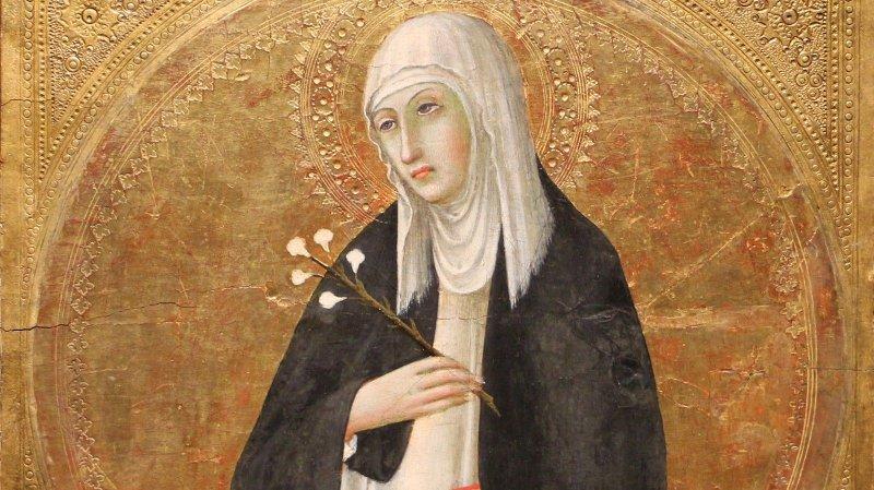 Catarina av Sienna.
