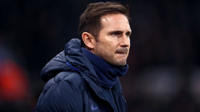KLAR FOR LONDON-DERBY: Frank Lampard og Chelsea tar imot Arsenal på Stamford Bridge tirsdag.