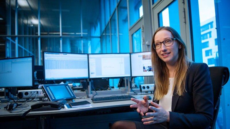 SPÅR NY KRONEDTUR: Sjeføkonom Kjersti Haugland i DNB markets spår at kronen vil svekke seg gjennom 2020.