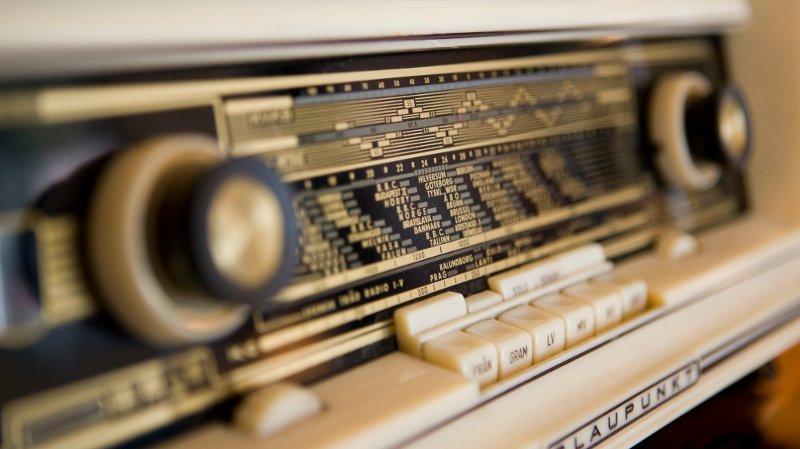 MINDRE RADIO: Radiolyttingen gikk kraftig ned i 2019.