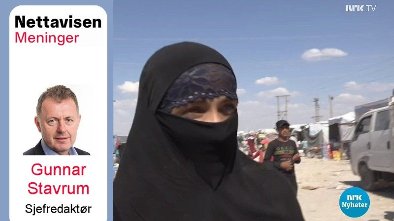 Vignett IS-kvinnen Nett på sak