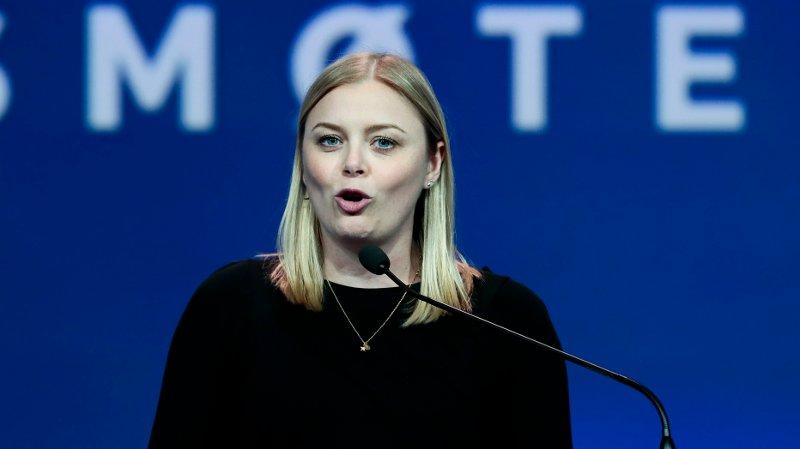 STATSRÅD: Høyre-politiker Tina Bru blir ny olje- og energiminister.