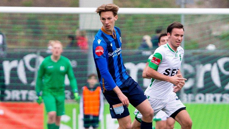 TIL ITALIA : Stabæks stortalent Kristoffer Askildsen fortsetter karrireen i italiensk Serie A.
