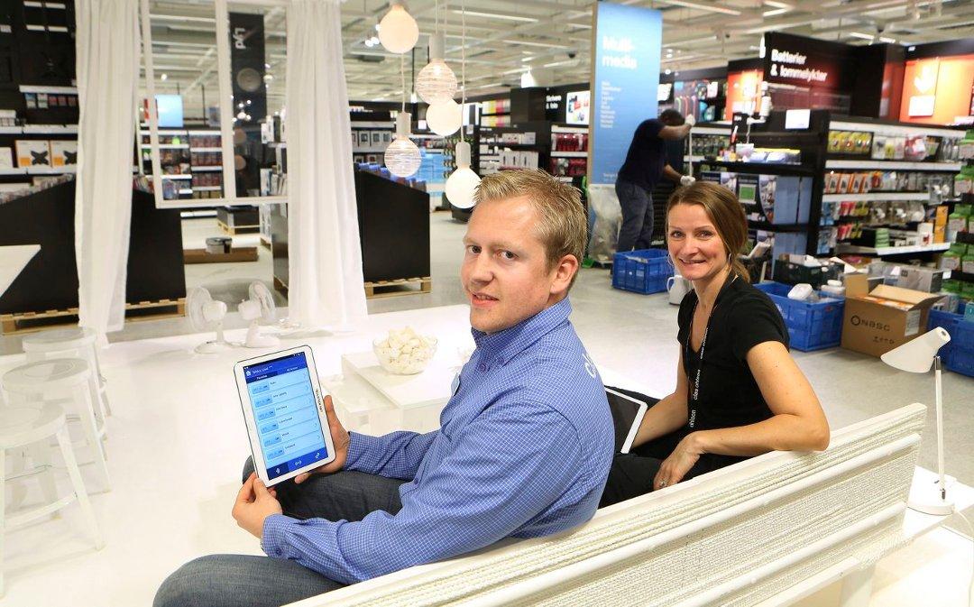 Budstikka Clas Ohlsonåpner sin tredje butikk i Asker og B u00e6rum