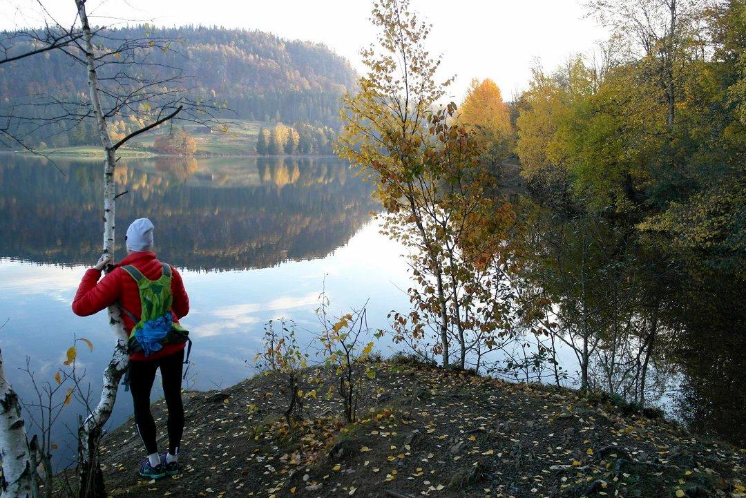 skaugumsåsen kart Budstikka   Tur til Skaugumsåsen og Semsvannet skaugumsåsen kart