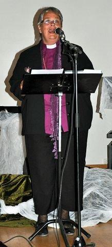 Biskop Solveig Fiske håpet at Østerdalen kan få ett eller pilegrimssentre. (Foto: Sigbjørn Kristiansen)