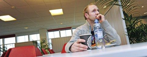 Tar ett år til: Hans Erik Ramberg kommer snart til å underskrive en ny kontrakt med FFK. begge foto: geir a. carlsson