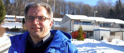 BESIKTIGER EIENDOMMENE: – Alle eiendommer i forbindelse med klagebehandling besiktiges, sier Atle Ruud.