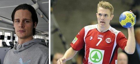 Henrik Westgaard og Lars Erik Bjørnsen er klare for DHK.