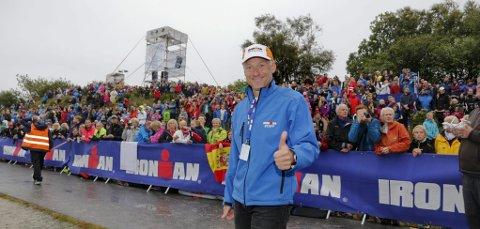 Gir ikke opp: Ironman-sjef Ivar Jacobsen gjør alt han kan for ikke å miste den økonomiske støtten fra Haugesund kommune. Torsdag inviterer han politikerne til informasjonsmøte.foto: alfred aase