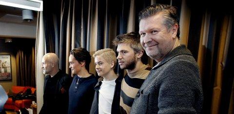 Per-Olav Sørensen kan være godt fornøyd med to Gullrute-priser til Halvbroren
