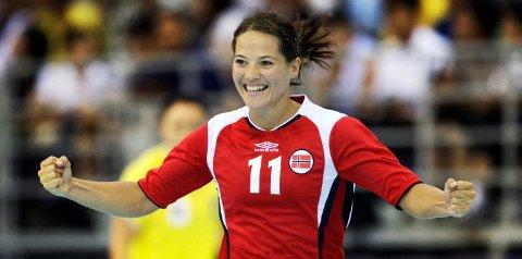 Kari Mette Johansen kunen sist helg smykke seg med enda en tittel, da hun ble tatt ut på tidenes norske All Star Team. Foto: Geir A. Carlsson