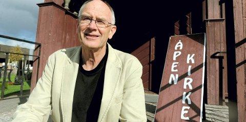 OPPSIKTSVEKKENDE: Prost Sevat Lappegaard mener regjerings-erklæringen er oppsiktsvekkende.