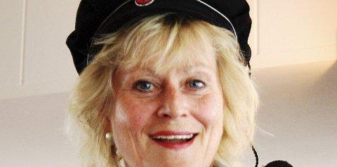 PÅ SKJERMEN: Hele Kongsbergs Anne Marie Ottersen får neste år en rolle i Hotel Cæsar.