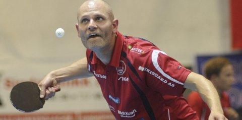 Istvan Moldovan har vært i norgestoppen i en årrekke. I helgen tok han sitt første NM-gull i single siden 2006.