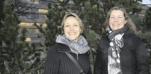 NETTSIDER: Sigrid Johanne Langsjøvold, plan- og miljørådgiver i Ringsaker kommune og Lise Urset, miljørådgiver i Hamar kommune.