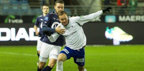 Fkh-aktuell? Sarpsborg 08s midtbanespiller Gudmundur Thórarinsson skal være interessant for FKH.foto: NTB SCANPIX