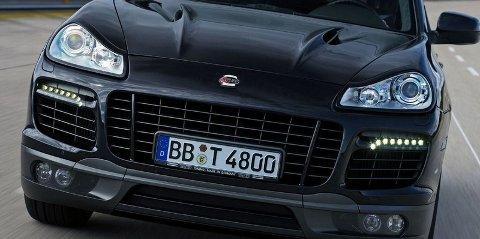 SUPER-SUV: Techart og Brabus setter rekorder.