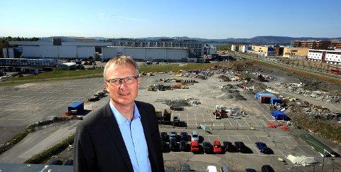 NEKTER: Administrerende direktør Kjell Kalland i Koksa Eiendom nekter å betale 125.000.