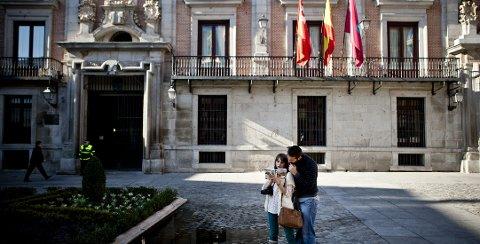Rolige Plaza de la Villa er verdt et besøk.