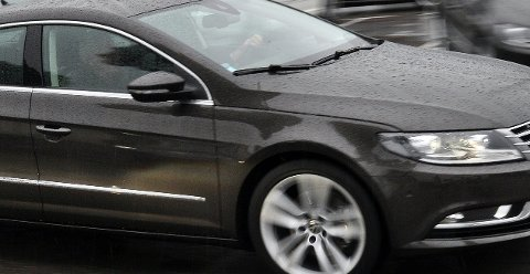 VW CC er minst like lekker som Mercedes CLS.