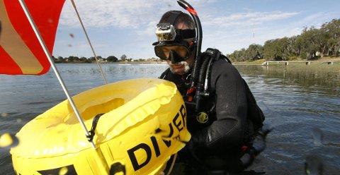 Når geocachere kombinerer denne hobbyen med dykking, blir resultatet flere undervannscacher.