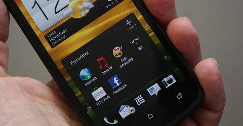 HTC One S er mobiltelefonen for deg som elsker teknologi.
